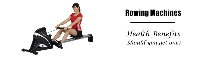 health benefits of rowing machines