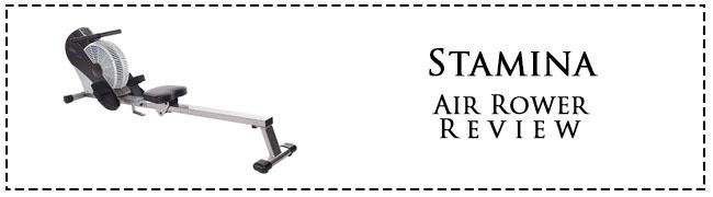stamina air rower