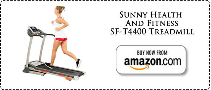 sunny SF T 4400 Treadmill